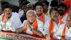 Yediyurappa set to retain power in Karnataka as BJP leads in 12 of 15 seats in bypolls