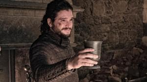 This image released by HBO shows Kit Harington in a scene from Game of Thrones.(AP)