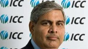 File image of ICC Chairman Shashank Manohar.(Getty Images)