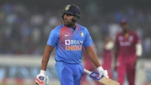 'It is a different team,' Rohit credits WI player for transforming side