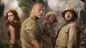 Jumanji The Next Level movie review: Handicapped Dwayne Johnson is outmatched by hilarious Kevin Hart