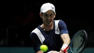 File image of British tennis player Andy Murray.(REUTERS)