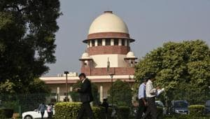 The Indian Union Muslim League (IUML) on Thursday challenged the contentious changes to the Citizenship Bill in the Supreme Court, arguing that the law was unconstitutional and should be struck down.(Burhaan Kinu/HT PHOTO)