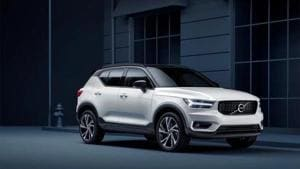 Volvo brings in XC40 T4 R-Design SUV at Rs 39.9 lakh