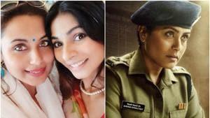 Tanishaa Mukerji said she was proud of Rani Mukerji for being a part of a film like Mardaani 2.