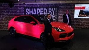 Porsche launches Cayenne Coupe at ₹1.31 crore, to rival X6, GLE series