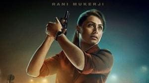 Rani Mukerji plays a top cop out to catch a serial rapist in Mardaani 2.(Instagram)