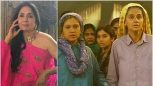 Neena Gupta wishes that older actors were cast in Saand Ki Aankh.