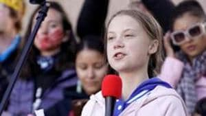 """Swedish activist Greta Thunberg accused rich countries of """"misleading"""" people over climate action at UN talks(REUTERS)"""