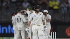 Australia vs New Zealand, Day 2: Highlights.(AP)