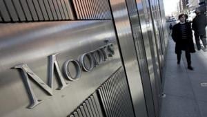 Moody's Investors Service on Friday said it has lowered its 2019 GDP growth forecast for India to 5.6 per cent as slow employment growth weighs on consumption.(Bloomberg)