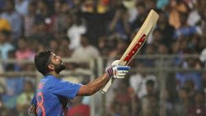 India's captain Virat Kohli(AP)