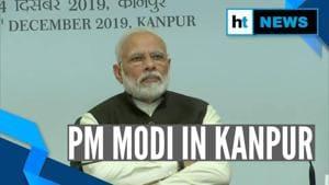 PM Modi chairs National Ganga Council meeting in Kanpur