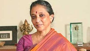 Leela Samson served as the 12th chairperson of the Sangeet Natak Akademi, appointed by the previous United Progressive Alliance (UPA) government in August 2010.(HT File Photo)