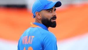 Virat Kohli of India(Getty Images)