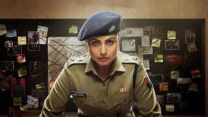 Rani Mukerji in Mardaani 2.