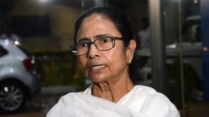 In the campaign, Mamata Banerjee asks people to refrain from violence while assuring that her government would not implement the CAA and the National Register of Citizens (NRC) in Bengal.(ANI)