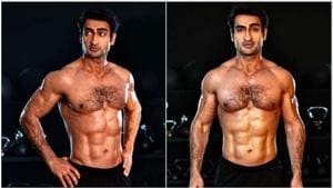 Kumail Nanjiani impressed his fans with a new look.