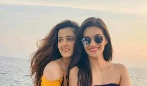 Kriti Sanon and sister Nupur share a close bond.