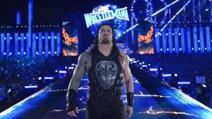 Roman Reigns could headline WrestleMania again.(WWE)