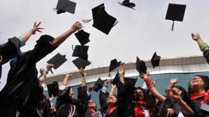 . With over 50% of them having secured jobs in Australia, the Class of 2019 is off to a great start in the 'land down under'.(HT file)