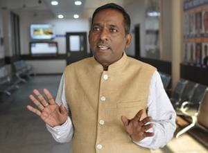 Rajesh Kalia(HT PHOTO)