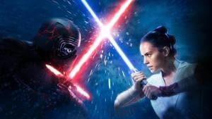 A battle scene from Star Wars The Rise of Skywalker.