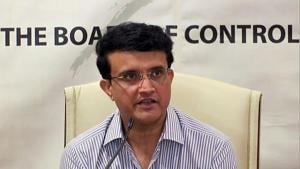 File image of Sourav Ganguly(ANI Photo)