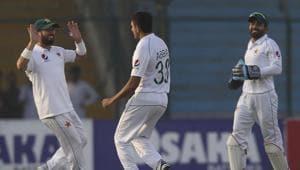 Pakistan vs Sri Lanka, 2nd Test Day 2 at Karachi Highlights: As it happened(AP)