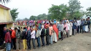 Jharkhand Election 2019: Voting on in 16 seats in final phase; ex-CMHemant Soren, 2 ministers in fray