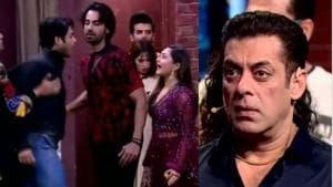 Bigg Boss 13: Salman Khan said he was disgusted to see how Rashami Desai and Sidharth Shukla behave in the house.