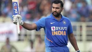 India vs West Indies:Rohit Sharma breaks 22-year-old record in third ODI