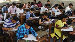 Majority of the candidates called the Life Insurance Corporation Assistant Mains Exam 2019 'moderate'. (Representational image)(HT file)