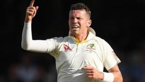 Australia pacer Peter Siddle(Twitter)