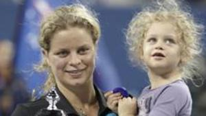A file photo of Kim Clijsters.(Sports Illustrated/Getty Images)