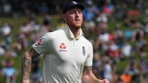 England's Ben Stokes in action.(REUTERS)