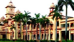Several Professors of the Banaras Hindu University expressed their opposition to the NRC and the CAA.(HT Photo/File)