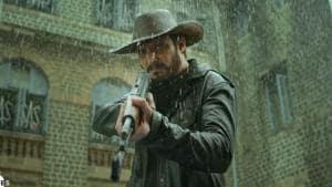 Jimmy Sheirgill plays gangster Amarpal Singh in Rangbaaz Phirse.