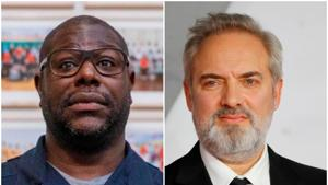 Sam Mendes won an Academy Award for directing American Beauty; Steve McQueen won his Oscar for directing 12 Years a Slave.