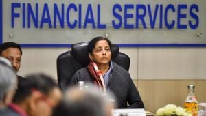 The finance minister Nirmala Sitharaman's statement builds on Prime Minister Narendra Modi's assurance at the Hindustan Times Leadership Summit earlier this month, when he exhorted bankers to take decisions without fear(PTI)
