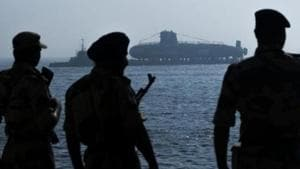 In its report tabled this month, the Navy stated that there are presently 15 conventional submarines and two nuclear submarines in its fleet.(HT File Photo/ Representative Image)