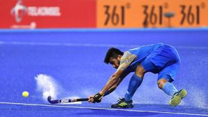File image of Manpreet Singh(Getty Images)