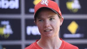 Melbourne Renegades captain Jess Duffin(Getty Images)