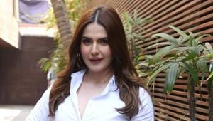 Zareen Khan, who has been a part of films such as Housefull 2 and Hate Story, says that she has come a long way since her debut in Veer.