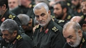 Soleimani was the Shiite power's chief conductor in the Syrian civil war, designing a policy of fighting ISIS while expanding Iran's reach in the vacuum left behind. He also was the architect of Iran's overwhelming influence in Iraq's politics(AP)