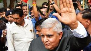 West Bengal Governor Jagdeep Dhankhar has sought an intense probe into the Naihati factory blast.(ANI Photo/File)