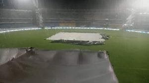 Representational image of covers on a cricket ground(Twitter)