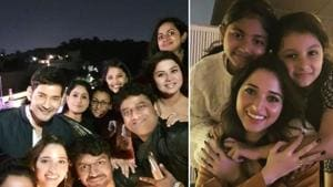 Tamannaah Bhatia shares pictures with Mahesh Babu and Namrata Shirodkar.