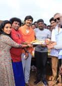 Dhanush has kicked off Mari Selvaraj's film Karnan.