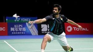 File image of Sai Praneeth(REUTERS)